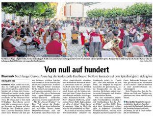 Allgäuer Zeitung - 20. Juli 2021